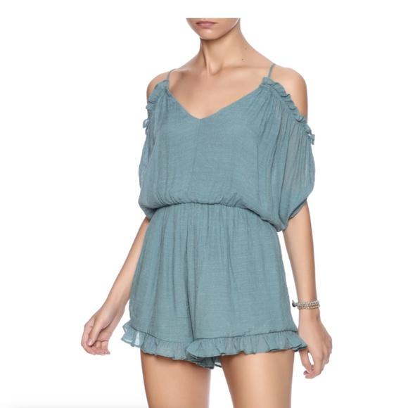 Wishlist Dresses & Skirts - Wishlist Ruffle Romper